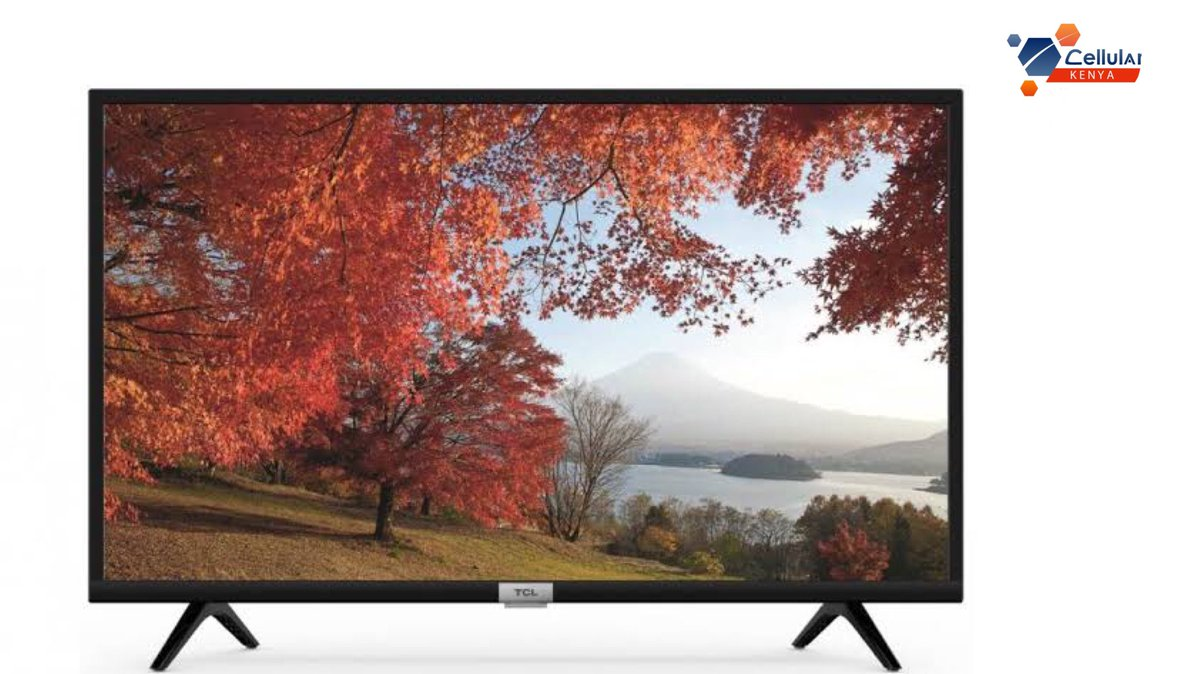 "TCL 24"" Digital Tv @ksh.11,499 ~0711516475 Features: Display: 24 Inch Type: LED-backlit LCD TV Resolution: 1366 x 768 DVB-T2 Free to Air Digital tuner  Display Format: 720p Crystal Clear Resolution  #HowRutoAteKenya  #cellularkenya<br>http://pic.twitter.com/vNPj3ILlE9"