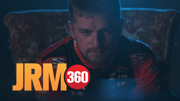 Dear @J_Allgaier, Were all riding with you. Good luck this weekend. #JRM360 #JRNation #Championship4
