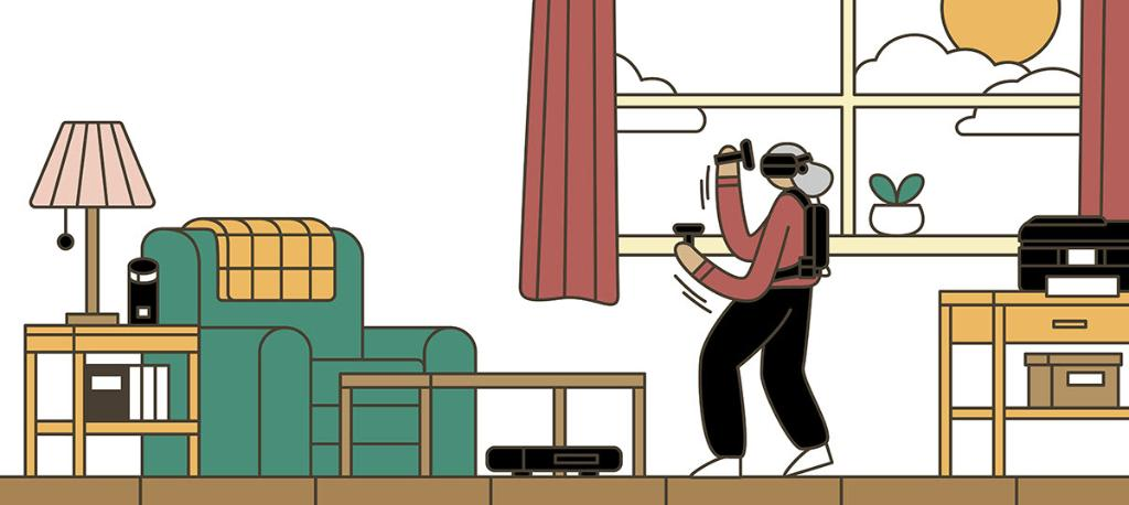 For seniors and their caregivers, VR and AI can make life easier, safer and more fun. The revolutionary ways technology will change our later years.