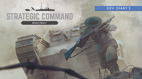 Strategic Command. World War I - Diario Dev 2