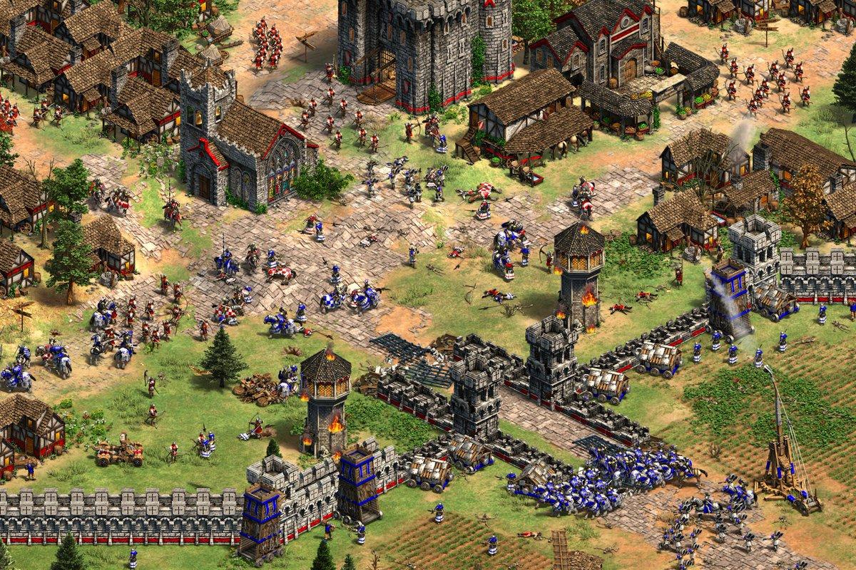 Microsoft reveló cómo será el nuevo Age of Empires 4