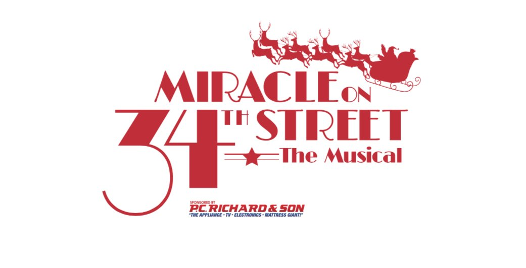 "Don't miss out on the magic! 🎄  Get your tickets for a festive production of ""Miracle on 34th Street"" November 14-December 29 at @ArgyleTheatre.   Best of all, AAA members can take $10 off their tickets with their #AAADiscounts:"