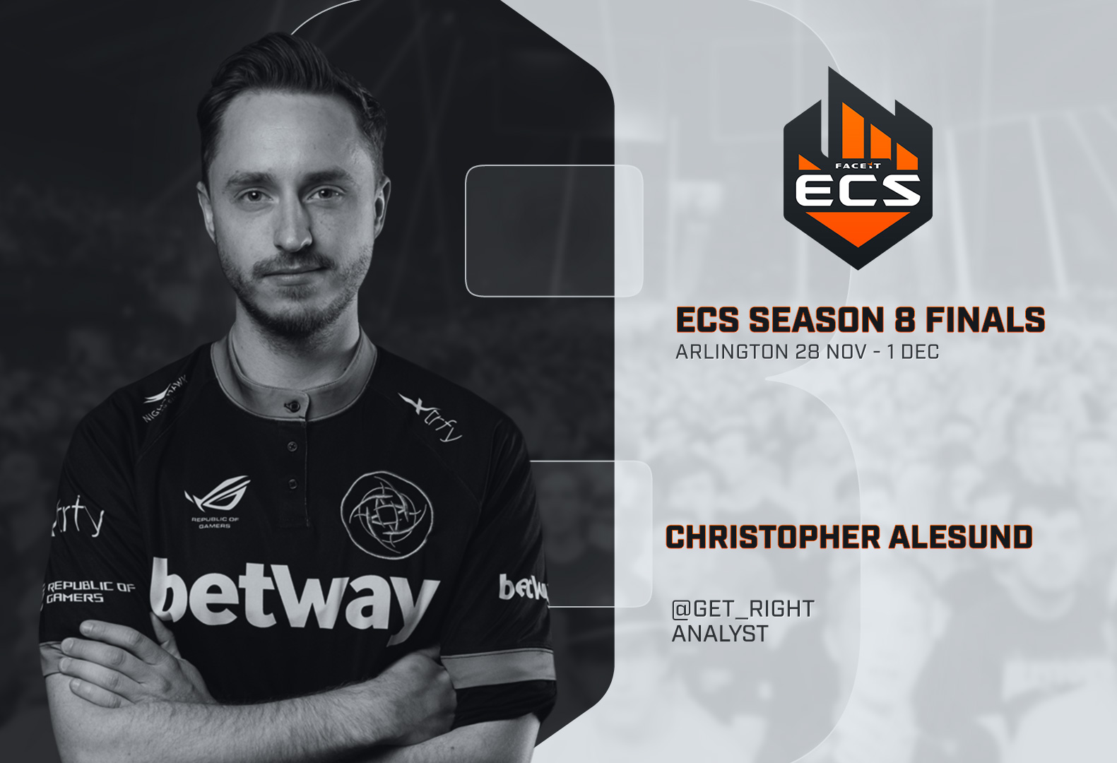 Image result for get right ECS Season 8 Finals