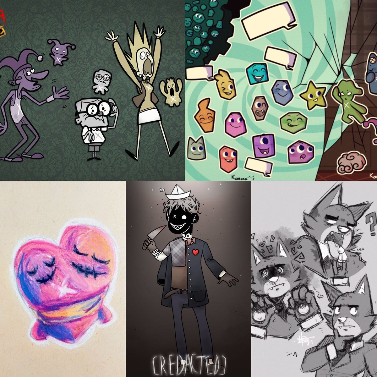 It's #FanartFriday! Head on over to #JackboxFanart to check out some of the amazing creations our fans have been posting in the last few weeks!