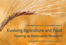 test Twitter Media - Loads of great research in the proceedings from the Swiss #Biodynamic #Research Conference. Papers such as Effect of biodynamic preparations on the properties of soil and pumpkin quality. See more here - https://t.co/PIcWVeWMT8 https://t.co/NtuPu9i2So