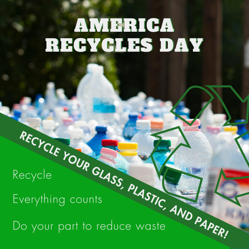 Make sure to do your part today and follow these tips for #recycling. @sustainableDU #AmericaRecyclesDay https://ecs.page.link/9Rd3r  #ReuseRecycle