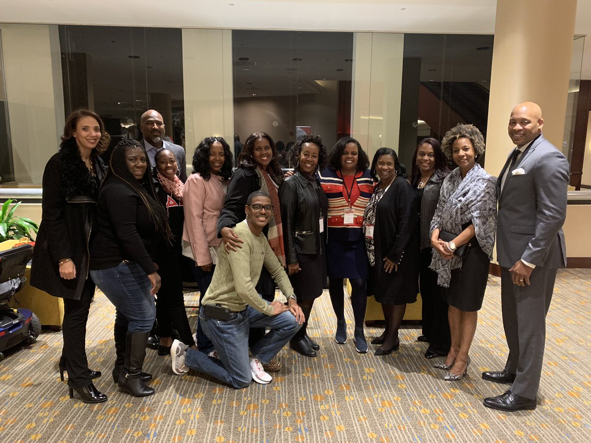 A great group of leaders @NABSE_org #nabse2019 FCPS and BCPS. Leadership matters.