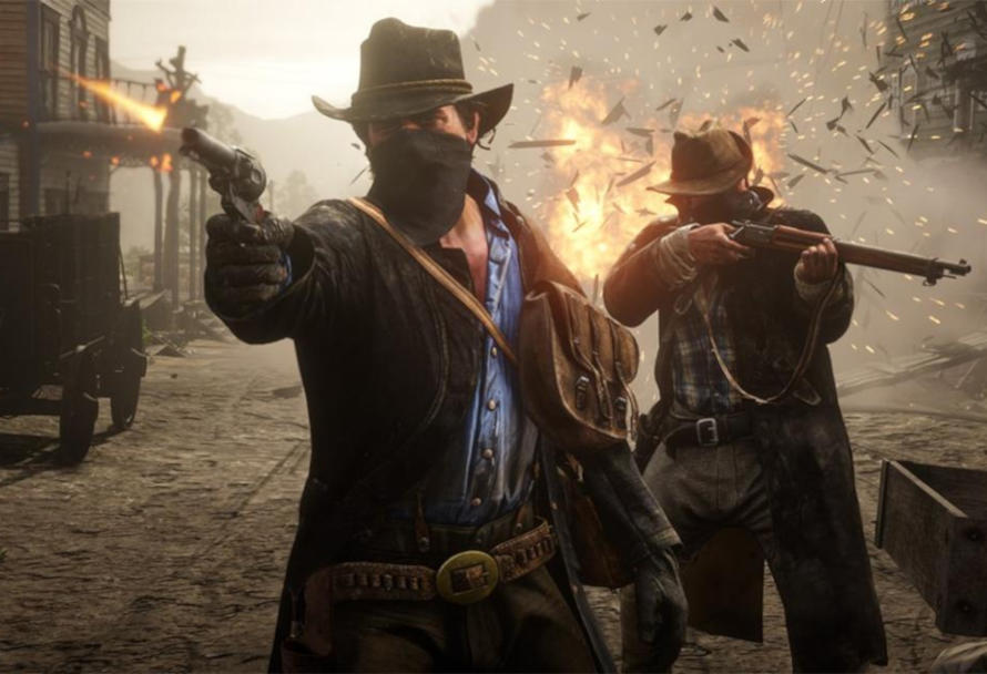 #giveaway Win a copy of Red Dead Redemption 2 for PC. Follow the link to find out more: fal.cn/355VY