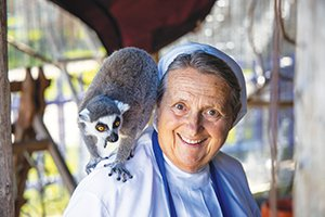 We absolutely ❤️ this @TheCHAUSA spotlight on Villa Loretto. The hundreds of animals there are a wonderful benefit to residents and the community. Read here →→→→→ https://www.chausa.org/publications/catholic-health-world/archives/issues/november-15-2019/menagerie-recalls-joys-of-farm-life-for-villa-loretto-residents …