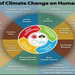 Image for the Tweet beginning: Changes in our climate can