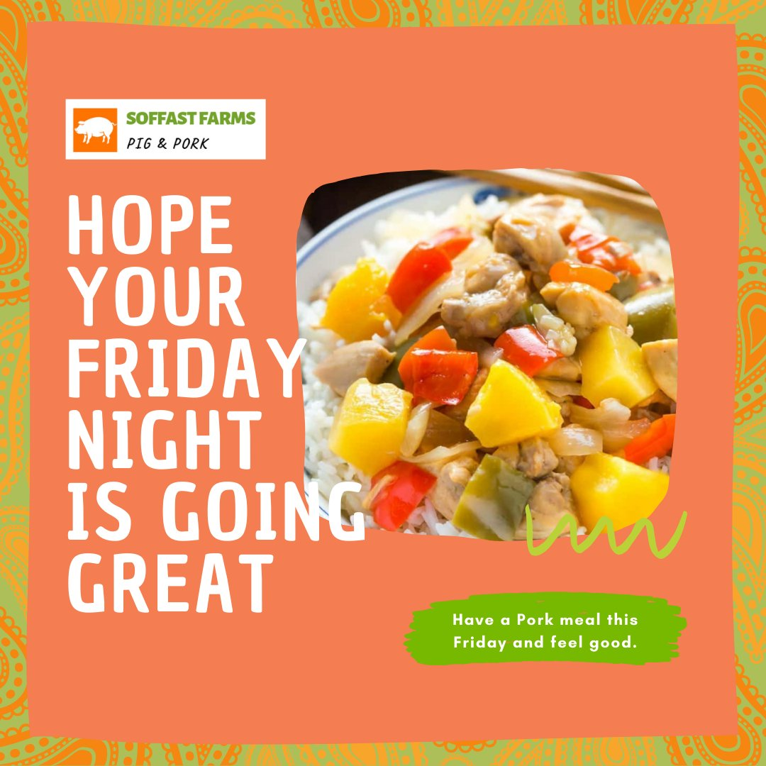 We hope your Friday night is going great. Have a Pork meal this Friday and feel good. #tgif  #tgifriday #TGIFF #tgiffridays #tgifmagazine #tgiflyday  #tgifa #tgifmood #TGIFlair  #tgifnight #TGIFparties #tgiffood #tgifridapic.twitter.com/cAnfTVWWqd