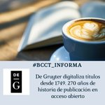 Image for the Tweet beginning: #BCCT_INFORMA  Títulos valiosos del Archivo