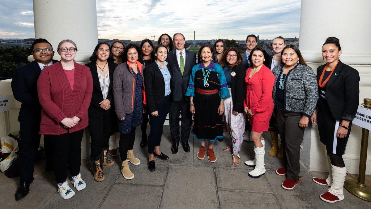 We rock our mocs in Congress. 💪🏾 #RockYourMocs #NativeAmericanHeritageMonth