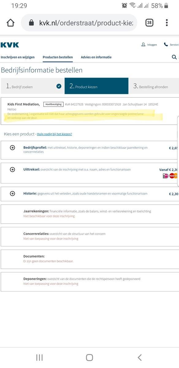 test Twitter Media - Ik ben 'in between offices' En daarom sta ik even op privé adres in de #KvK. Komt er een man aan de deur Ziggo zakelijk verkopen. Alleen #Ziggo kan helemaal niet leveren bij ons. Ze kunnen ook niet lezen bij Ziggo denk ik. https://t.co/6G9rgnI3Ra