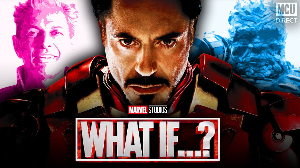 Actor @RobertDowneyJr will reprise his role as Iron Man alongside Jeff Goldblum's The Grandmaster and @TaikaWaititi's Korg in the alternate-timeline animated WHAT IF...? series on @DisneyPlus, confirms Goldblum! http://bit.ly/37brZo2