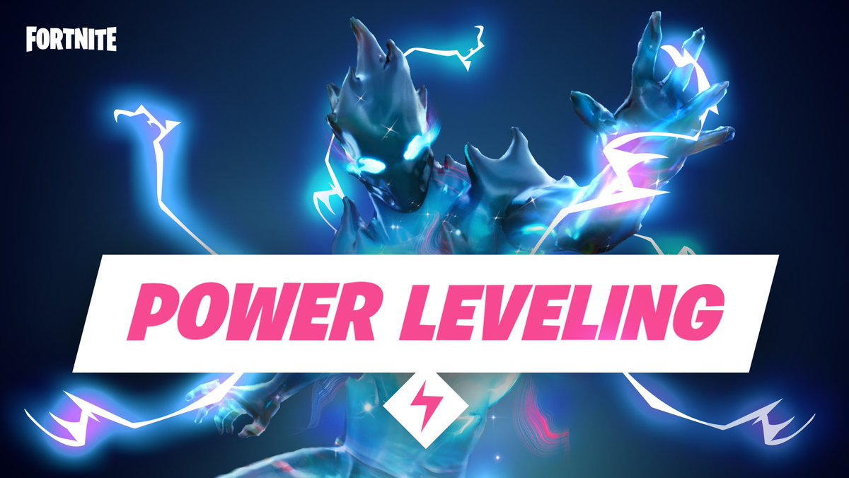 Power-leveling weekend is back   Be sure to login Saturday and Sunday to unlock Supercharged XP.  Use the bonus at your leisure and level up faster as you go. Plus, you can grab the Zero Outfit in the Item Shop now!