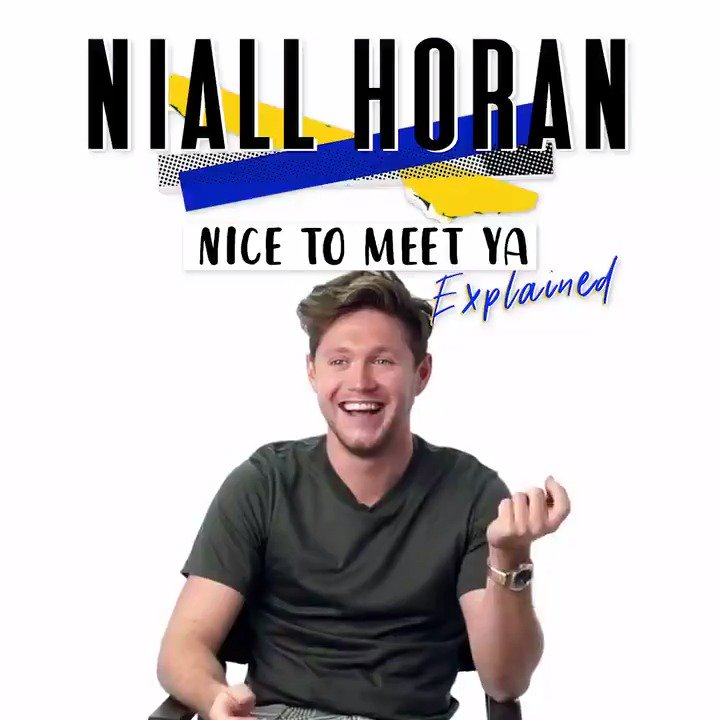 sat down with my family @capitolrecords and had a chat about 'Nice To Meet Ya' and how it came about niall.to/NTMYExplained