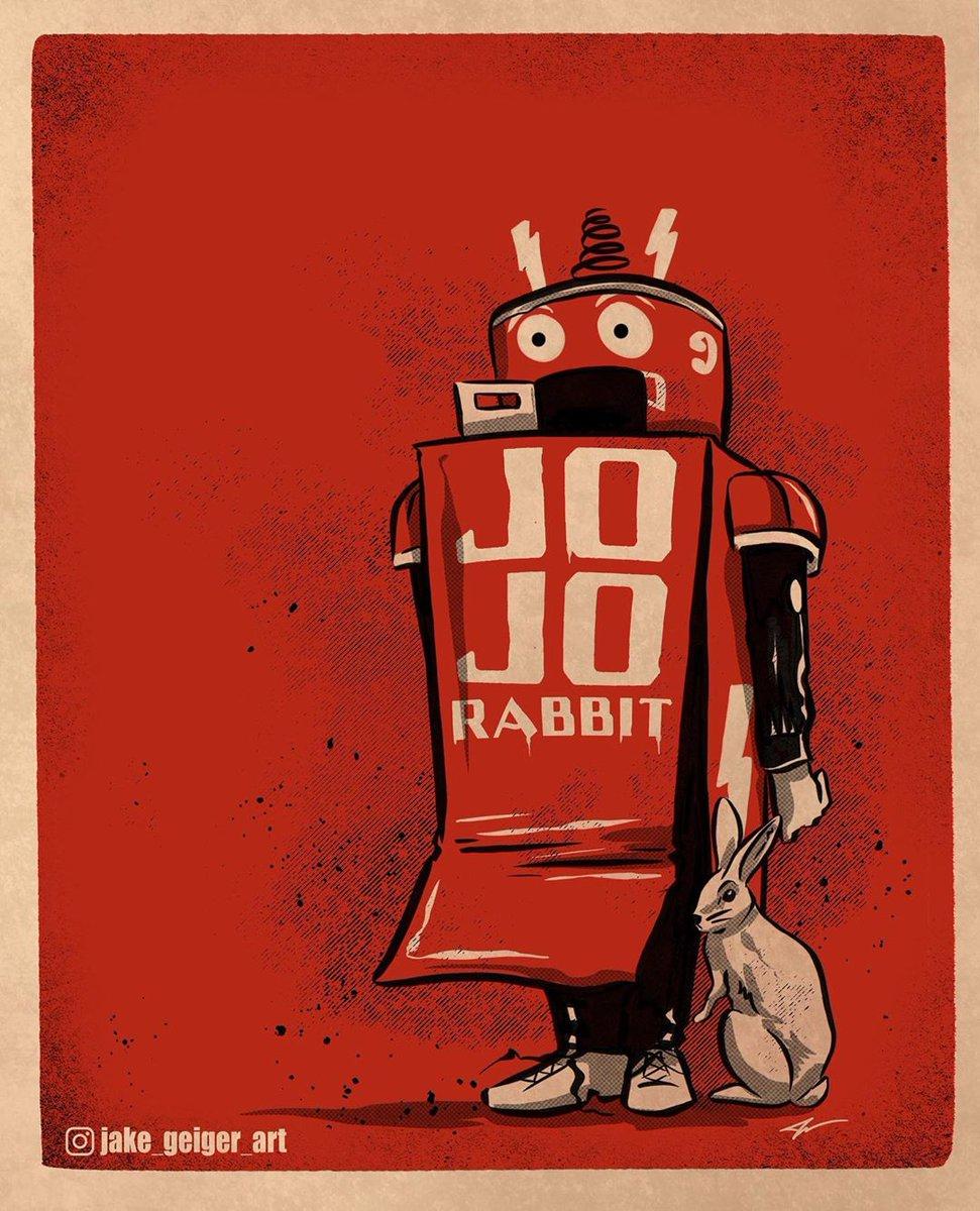 Jojo Rabbit Poster >> Jojo Rabbit On Twitter Check Out This Amazing Jojorabbit