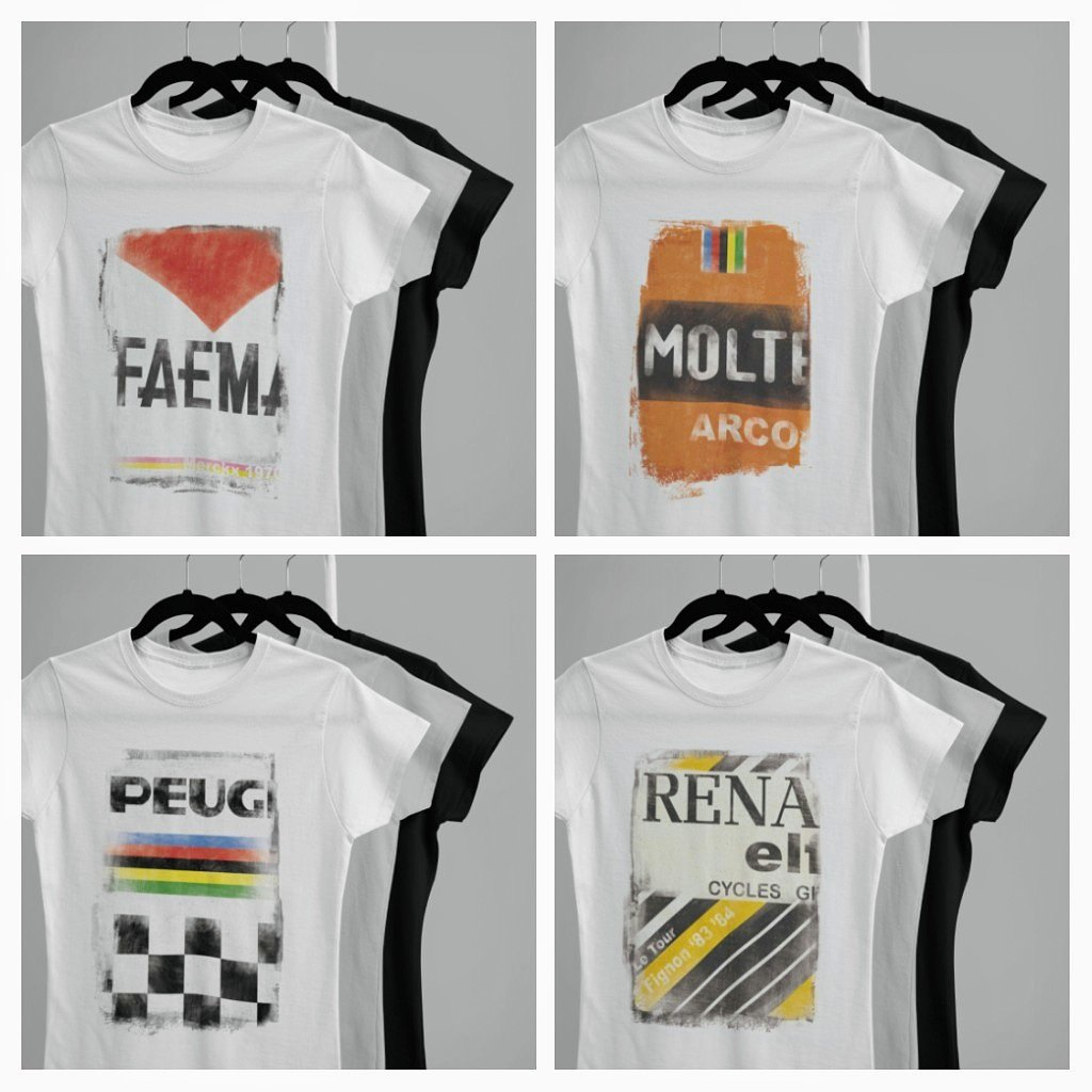 Retro cycling team t-shirts... your wardrobe can finally he complete.https://cyclingsouvenirs.com/gift-category/clothing/ …#cycling #cyclinggifts #cyclingsouvenirs #retrocycling @WeAreCyclingUK
