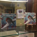 Image for the Tweet beginning: Christmas cards by Fran Knight