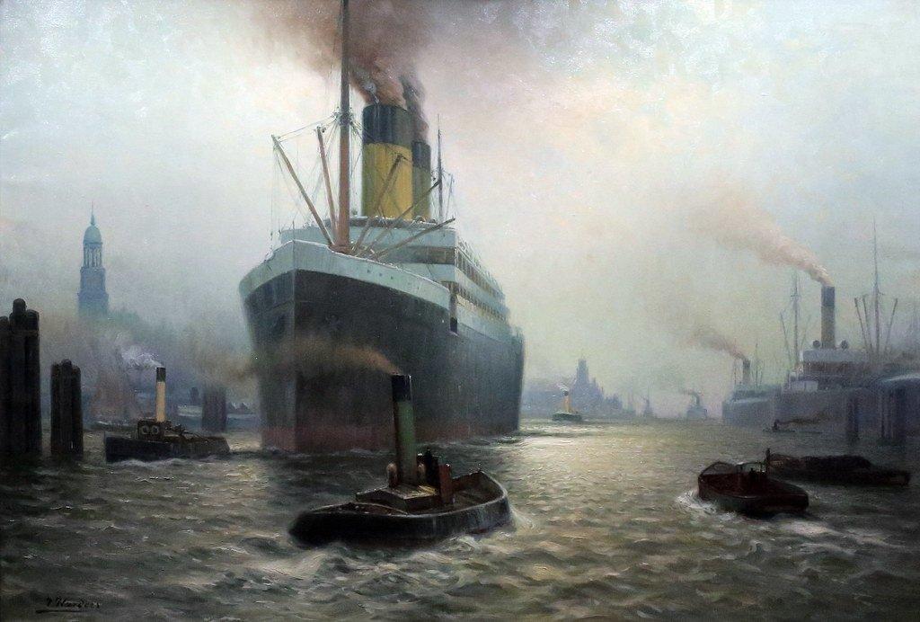 passenger ship vulcania 1930 - 1024×692