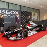 We launched our @GEOXDRAGON PENSKE EV-4 today. you beauty 😍 Just 7 days until @FIAFormulaE Round 1.