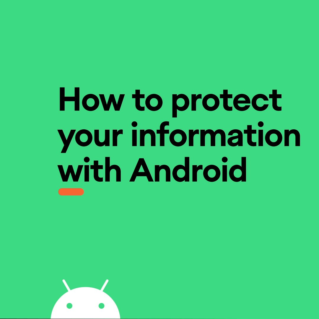 The ultimate security for your Google accounts is in your pocket. Hear from Christiaan Brand, product manager on the security team, on how #Android helps protect you from phishers.