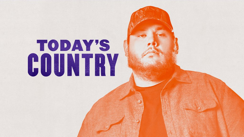 """I'm lucky to have both of my parents around, but I know that isn't the case for all of my fans, so I'm hoping this can help them in a way.""Listen to #EvenThoughImLeaving from @lukecombs on the #TodaysCountry playlist now: http://apple.co/TodaysCountry"