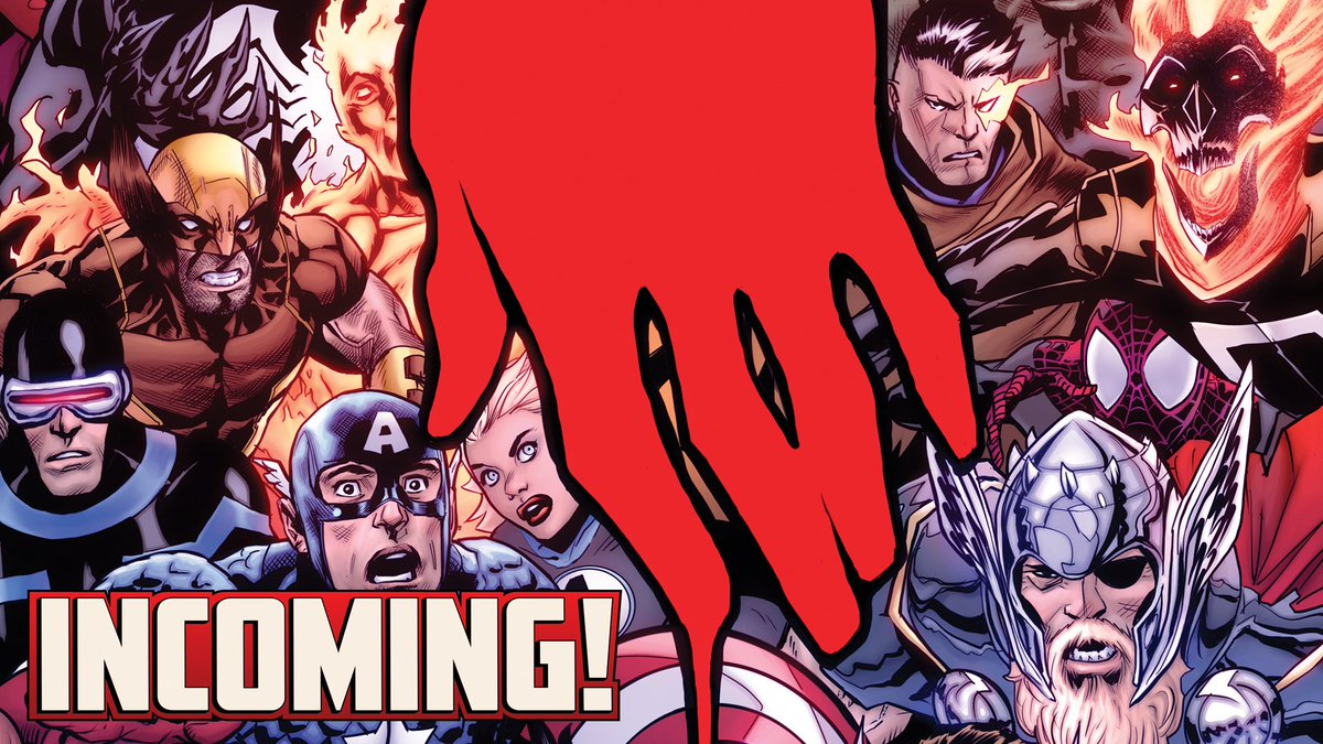 ONE WILL UNITE THEM! A mysterious murder will bring the heroes of the Marvel Universe together in ways no one could ever expect: