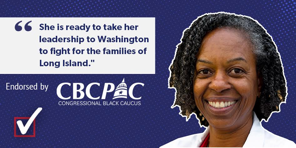 Im super proud to be endorsed by @CBCPAC which has always fought for African American representation in Congress, and candidates like me who will continue to uplift and strengthen our communities.