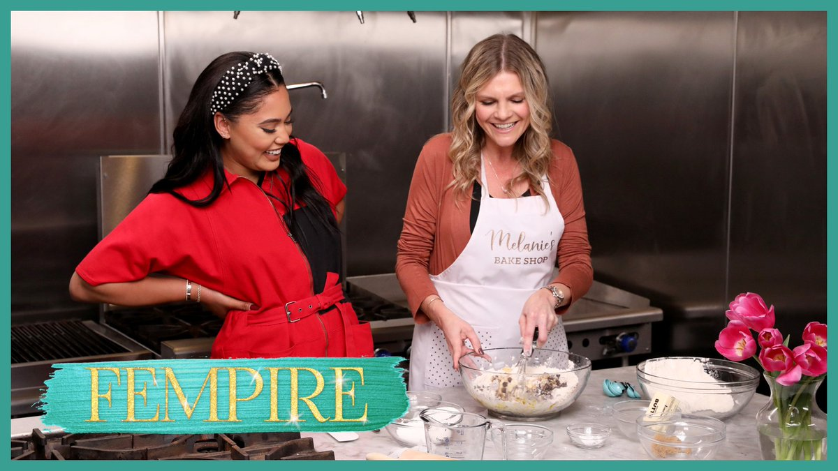 This first episode of #Fempire  was hilarious and wonderful, and helped someone we love a whole lot. @ayeshacurry  #ThanksSponsor