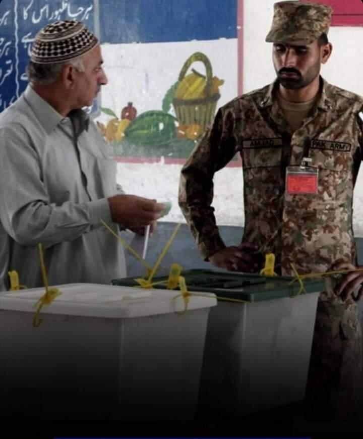 دیکھتا ہوں کیسے باپ  (BAP) کو ووٹ نہیں دیتے! #Balochistan