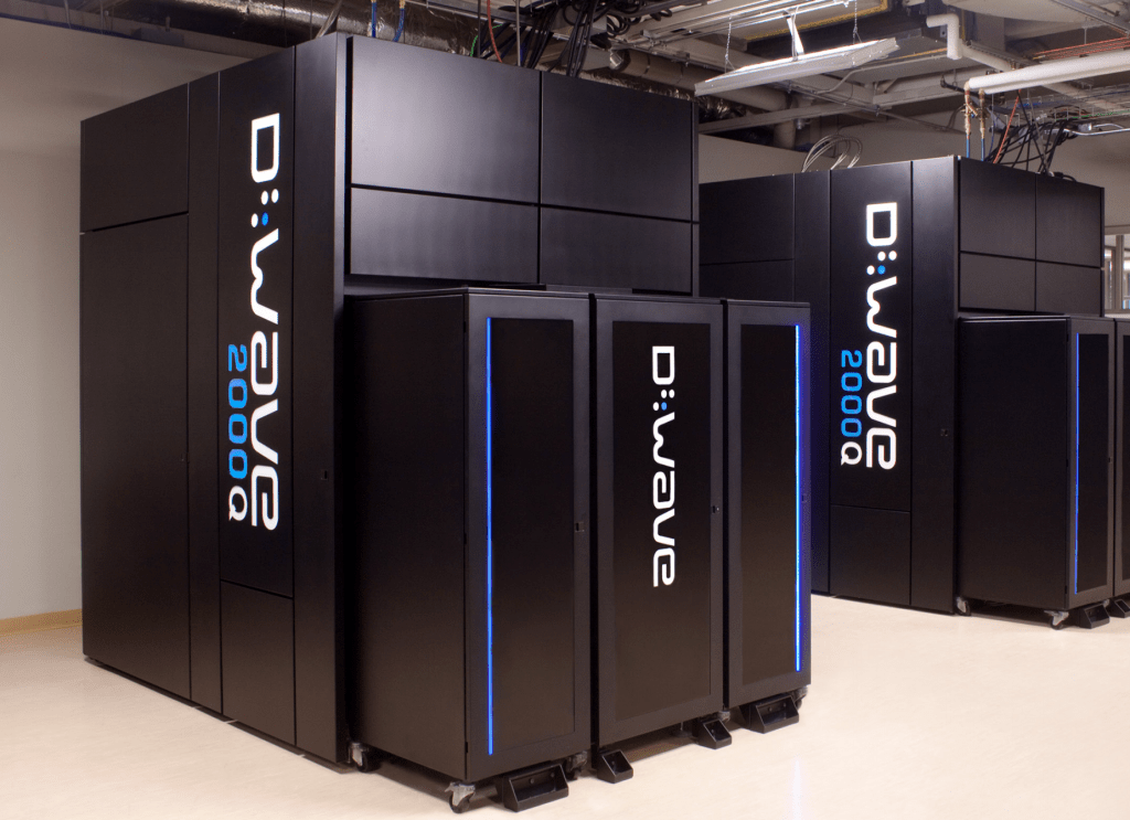 D-Wave sticks with its approach to quantum computing https://tcrn.ch/33RrBJj  by @fredericl