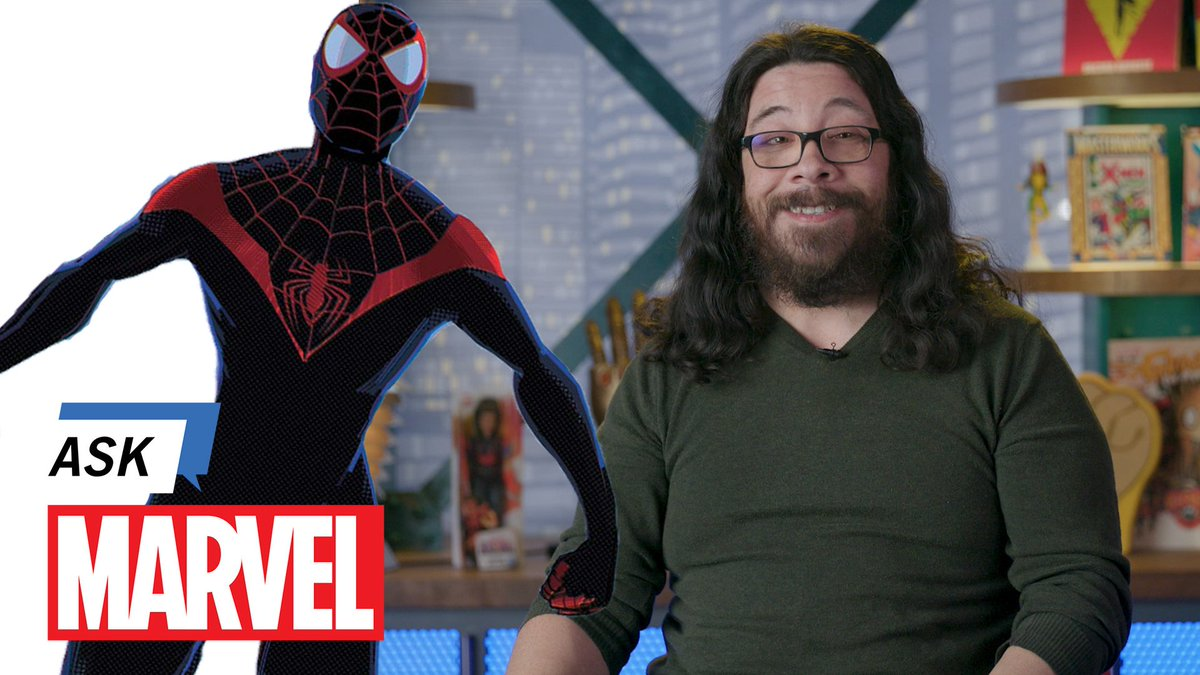When will Miles Morales and Kamala Khan meet up again? Writer @saladinahmed is here to answer all your burning questions! #AskMarvel
