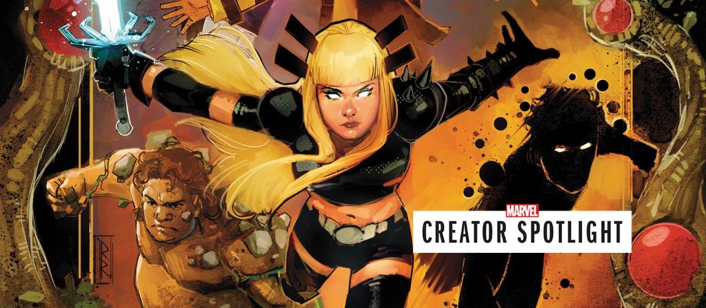 New Mutants artist @RodReis shares his must-read comics! Try Rod's picks, then grab the hit debut of New Mutants #1 today: bit.ly/376zz3s