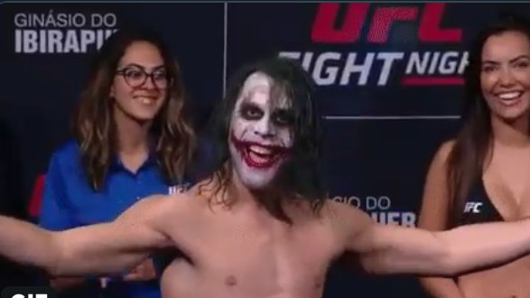 You ready for #UFCSociety Tomorrow my dudes? #UFCSaoPaulo