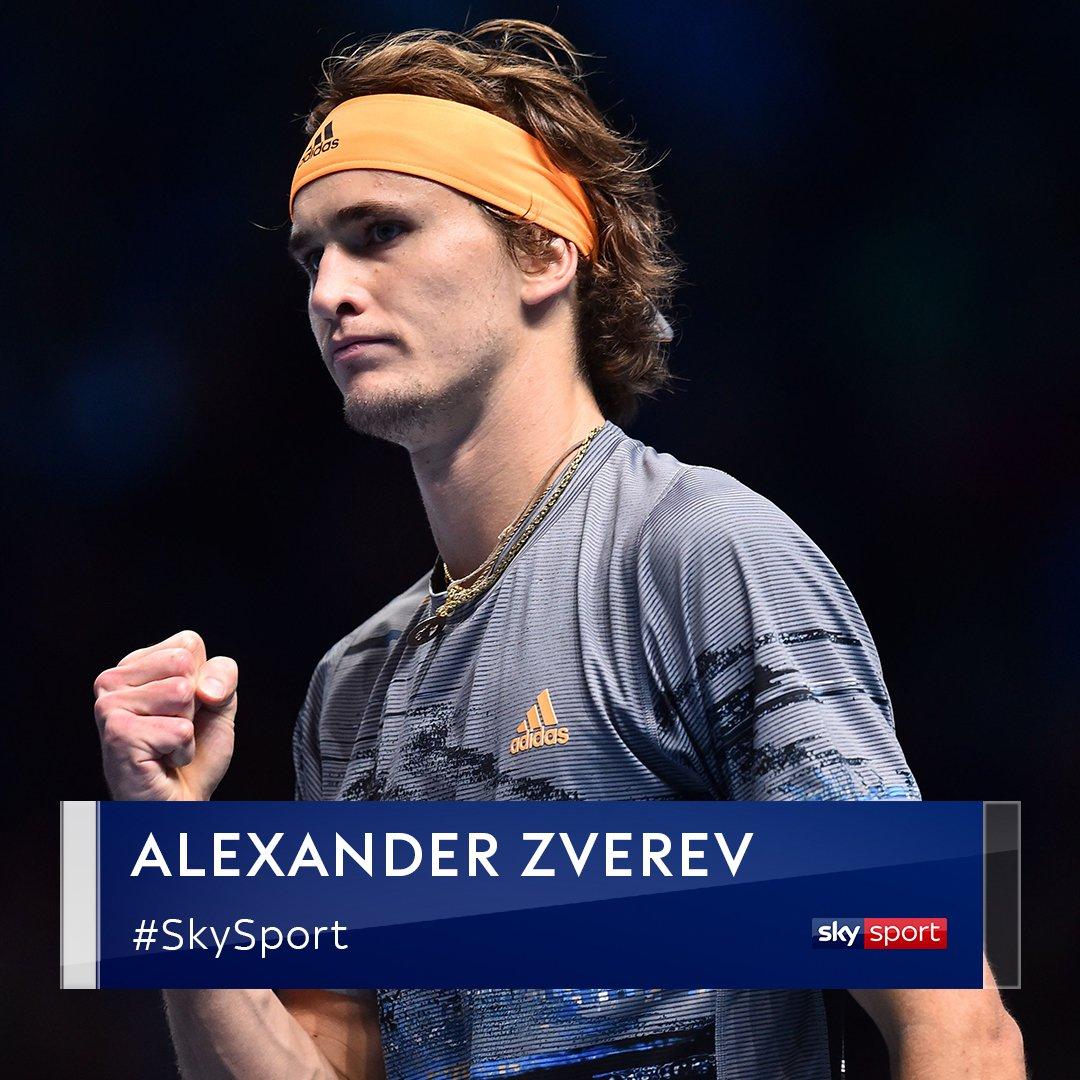 #Zverev