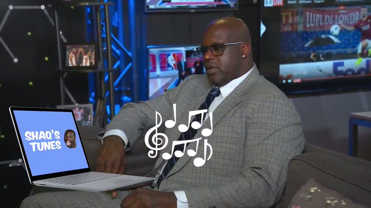 On the latest episode of Storytime with Shaq, @RoParrish recaps @SHAQ's summertime adventures as DJ Diesel! 🎵
