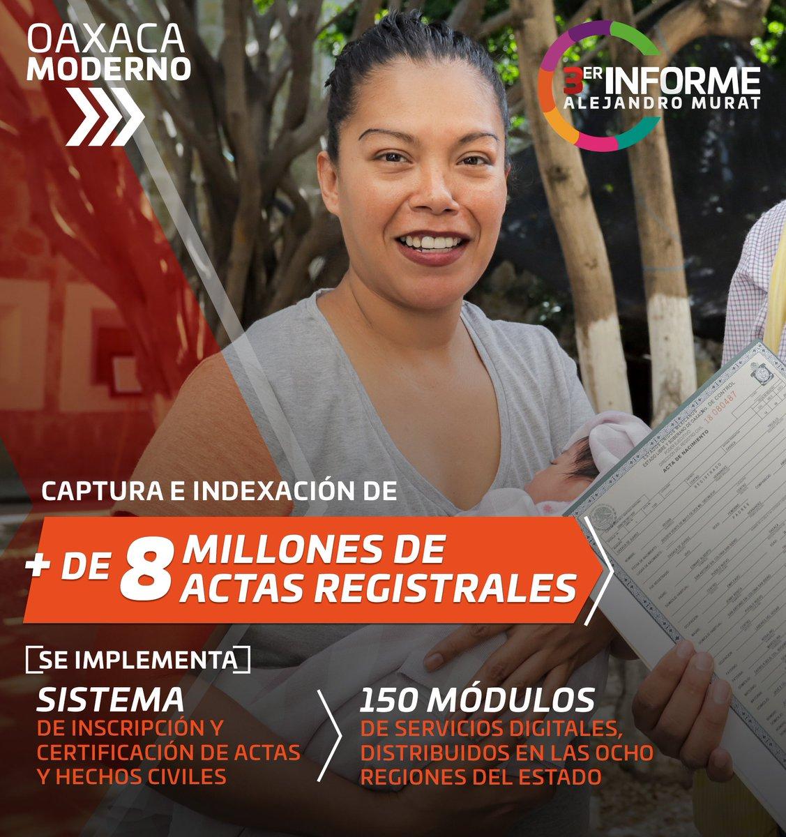 Gobierno De Oaxaca On Twitter Gracias Al Proyecto De