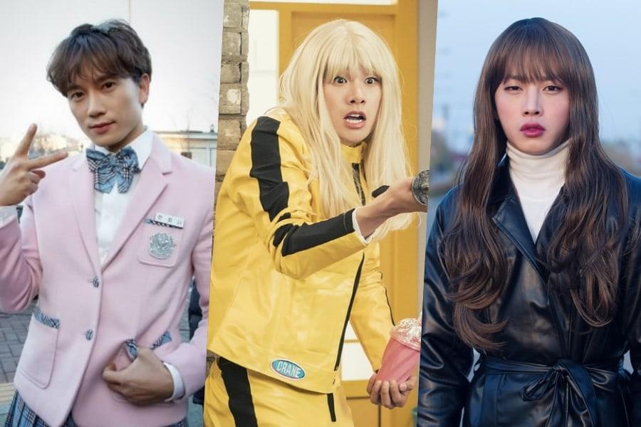 Male Actors Who Cross-Dressed For Their Roles  https://www. soompi.com/article/136317 7wpp/male-actors-who-cross-dressed-for-their-roles  … <br>http://pic.twitter.com/cjOHblJtRF