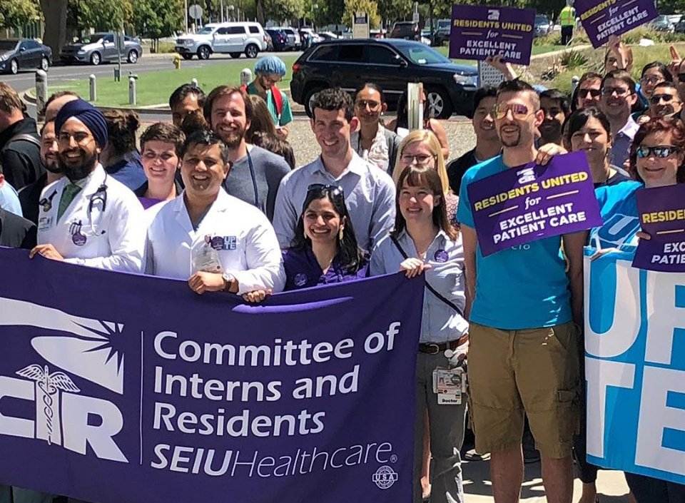 The SEIU Committee of Interns and Residents (CIR) seeks a Regional Director, Northern California for covering Northern California. Details can be found at: http://unionjobs.com/listing.php?id=16316 … #1u #unionjobs #unions #UnionStrong #p2 #cirseiu #SEIU @cirseiu @SEIU