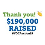 Thank you to all of our bidders, donors and supporters who participated in the 2019 Youth on Course Online Auction!  With your help, $190,000 was raised to provide life-changing opportunities to our 70,000+ members in 34 states! #YOCAuction19