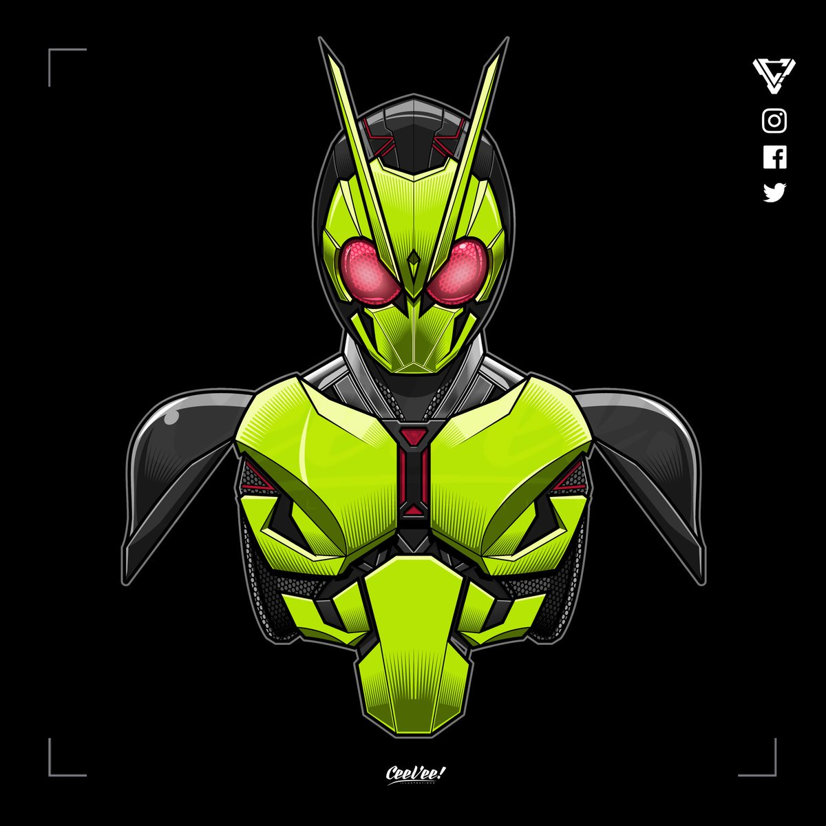 01 01 01 01 01 01 01 01 01 01 01 01 This is the kind of CEO I want to be  How do you guys like the series so far? That upcoming super form..... • #KamenRiderZeroOne #Tokusatsu #CVsketchaday2019<br>http://pic.twitter.com/PFzYyuyhue