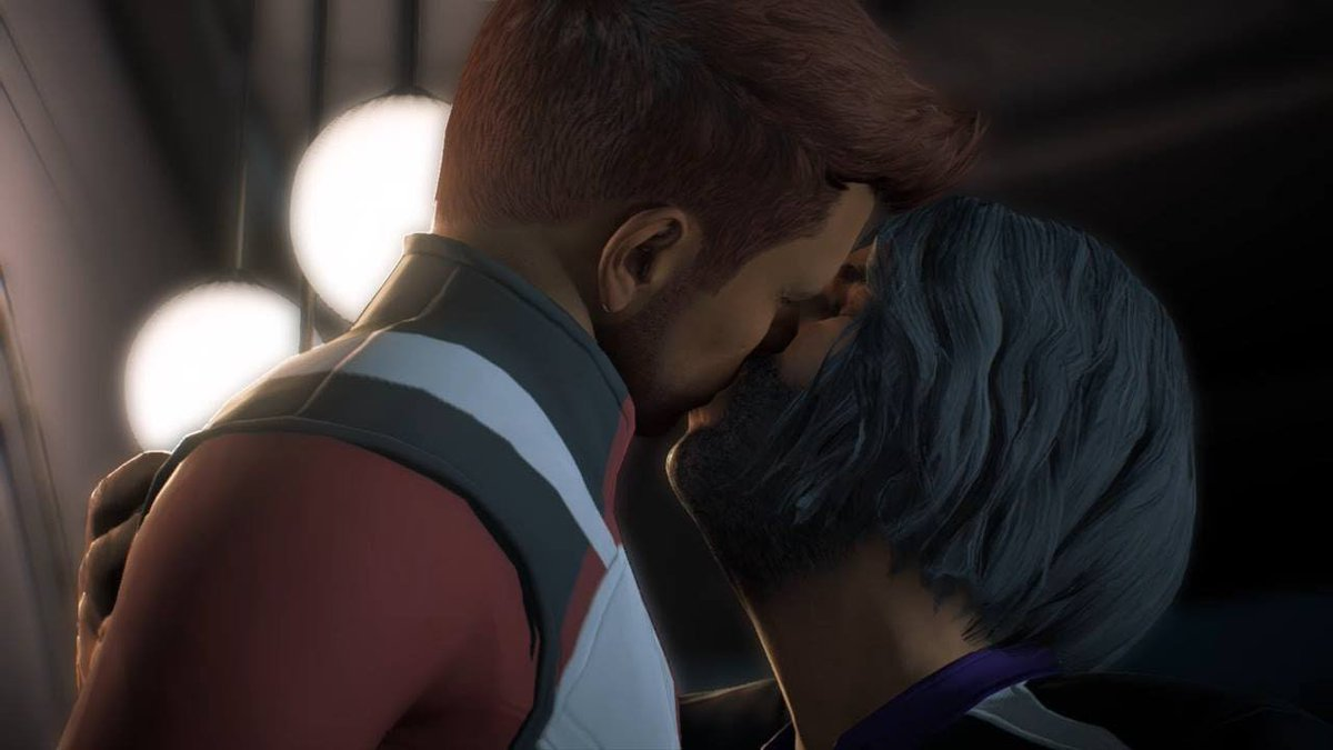 Mass Effect Trilogy Remaster on PS4 Please! #N7Day #IPlayedAndromeda