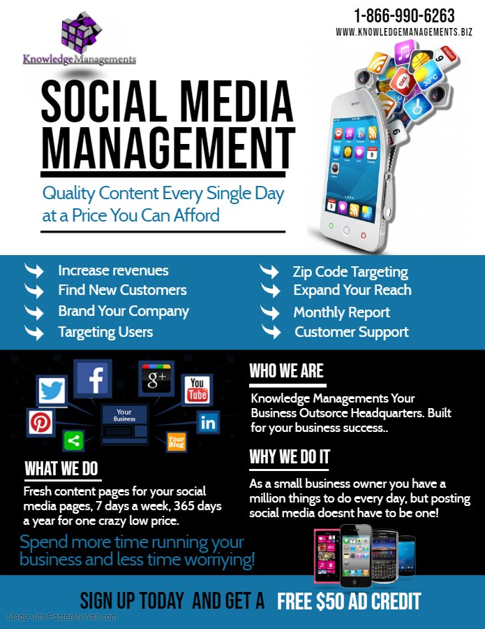 We take your #SocialMediaManagement off of your things-to-do lists so you can focus on doing what you do best -grow your business. Social media content, done for you, every single day. #Kmanage<br>http://pic.twitter.com/hLbNX9eFUG