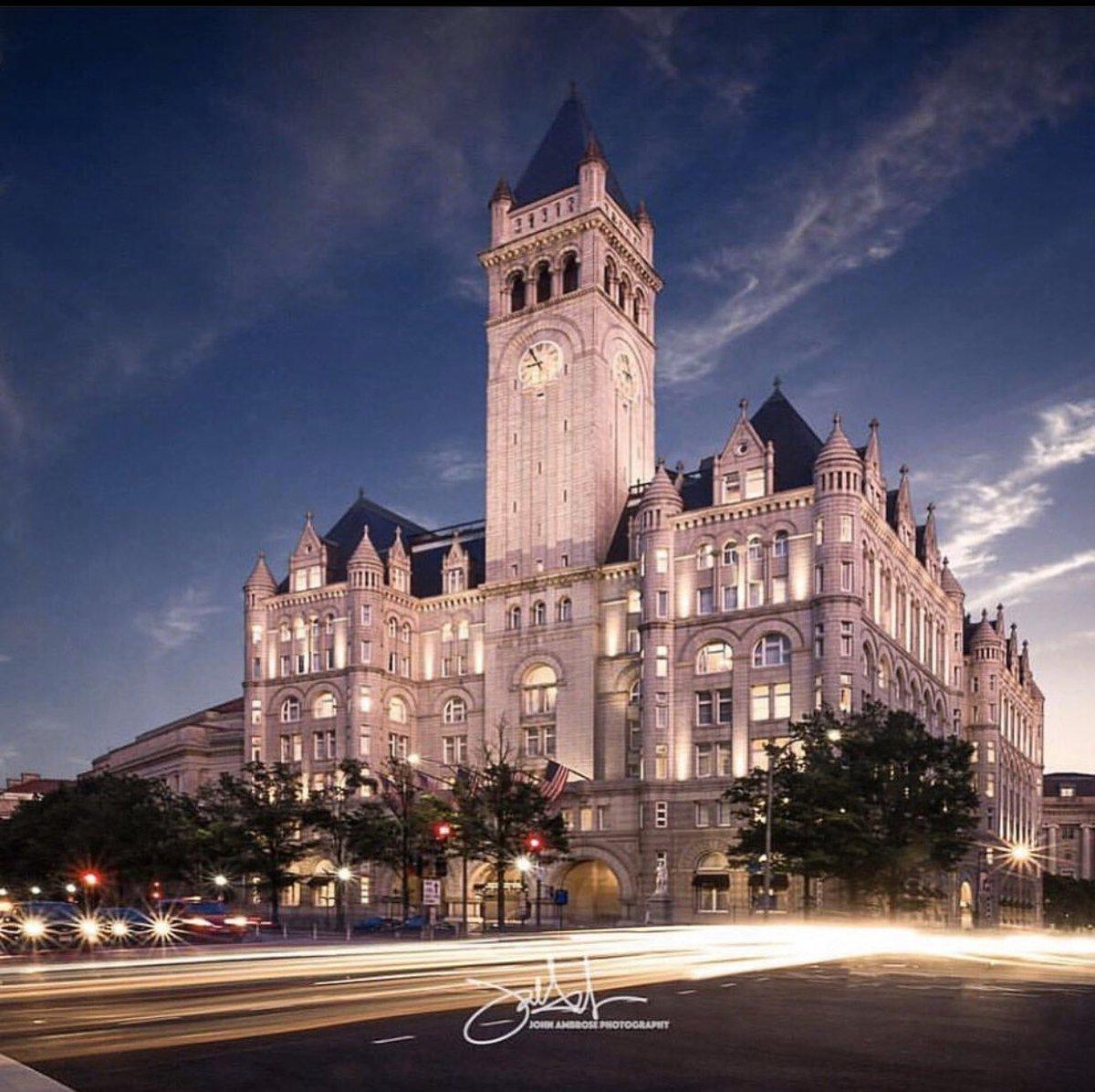 Trump Washington D.C! @TrumpDC
