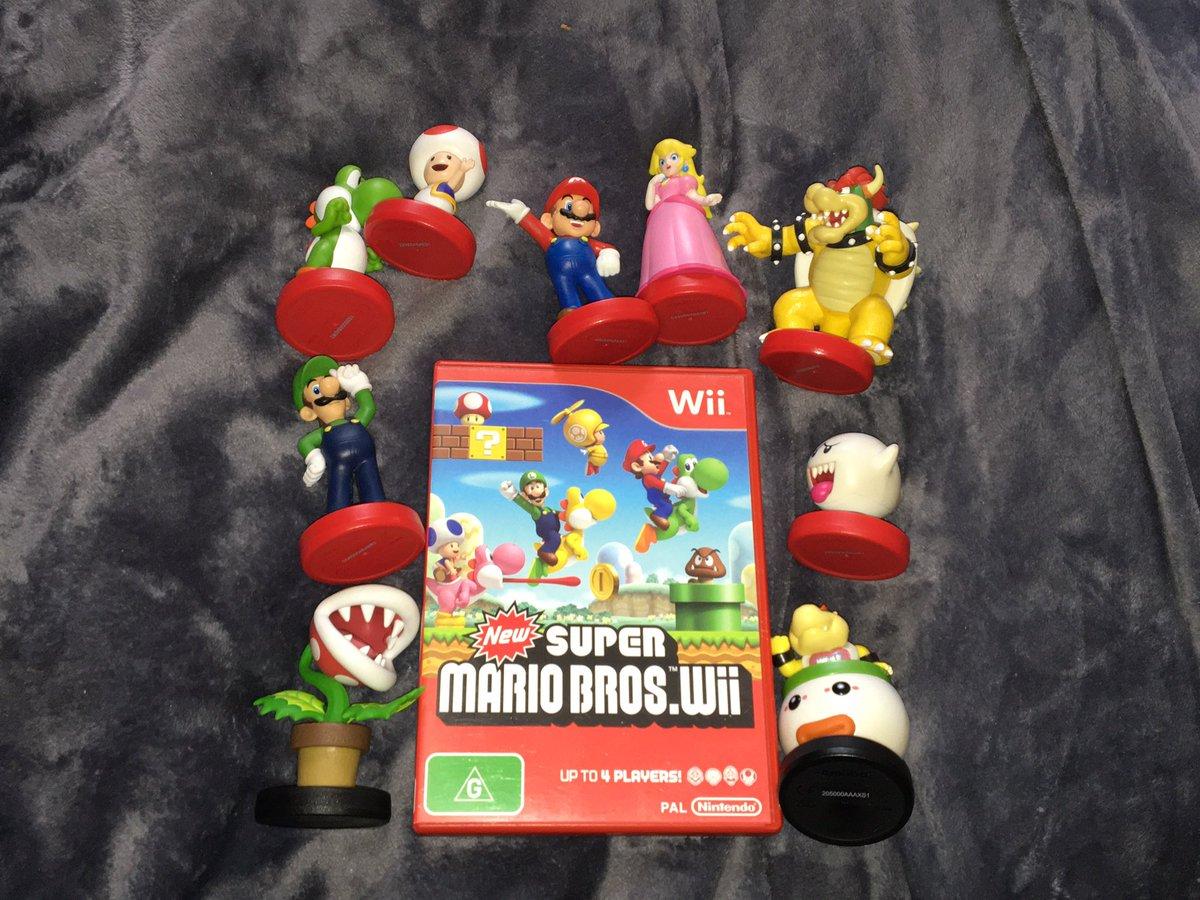 Happy 10th birthday New Super Mario Bros Wii 🥳#newsupermariobroswii #newsupermariobros #supermario #wii #supermariobros #mariobros #nintendo #nin10do #10years #nintendoaunz #amiibo #nintendoaustralia