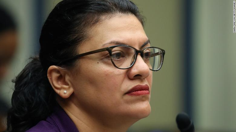 The House Ethics Committee says it is extending its investigations into Rep. Rashida Tlaib and three other lawmakers  https://cnn.it/2XfHirw