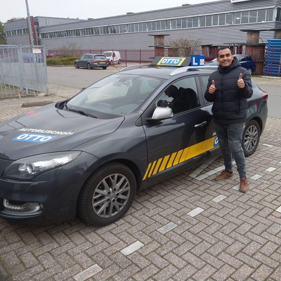 test Twitter Media - Radj Koelfat van harte gefeliciteerd met het behalen van je rijbewijs. https://t.co/5f0mD8jknT