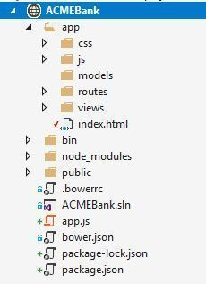 #TechJunkieBlog - Real World Tutorials, Happy Coding!: #AngularJS SPA: Creating The SPA Project Folder Structure  http:// bit.ly/2PI7V6w    <br>http://pic.twitter.com/oZlT3bdltL